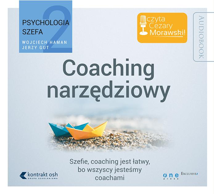 Coaching narzędziowy – audiobook na CD