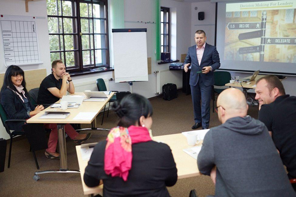 Bezpłatny mini-warsztat Decision Making For Leaders